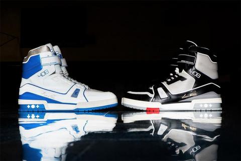 Virgil Abloh's First Louis Vuitton Sneaker Costs $1,600