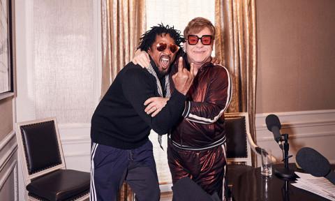 Elton John Is a Massive A Tribe Called Quest Fan