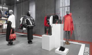 Valentino Turns SSENSE Montréal Into a High Fashion Subway Station