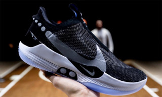 Nike's Auto-Lacing Adapt Technology Is Coming to More Sneakers