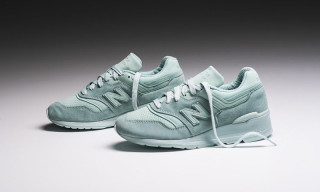 New Balance Drops a Minty Fresh Colorway of the 997