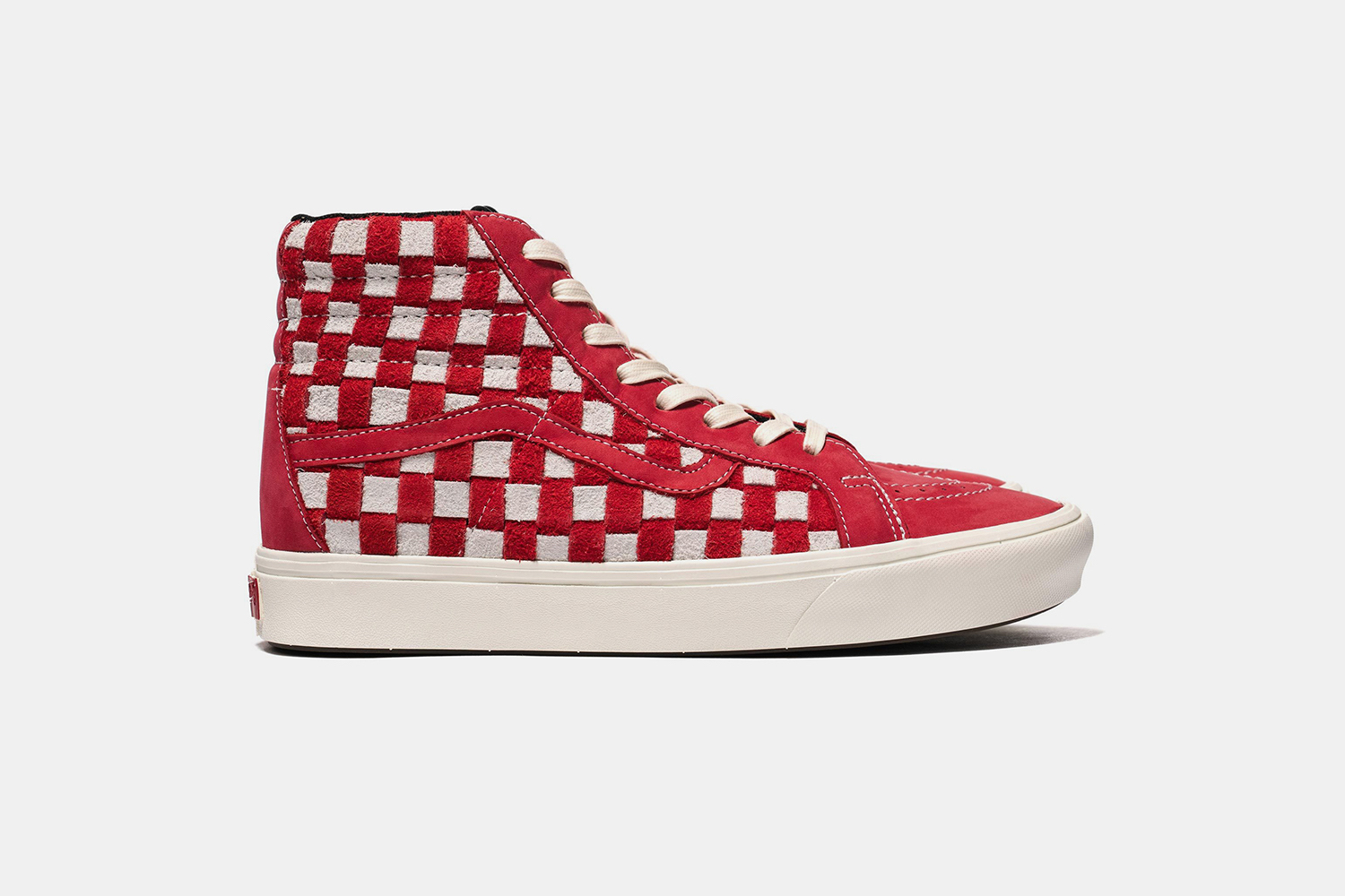 Vans Elevates Its Checkerboard Pattern in Hairy Suede