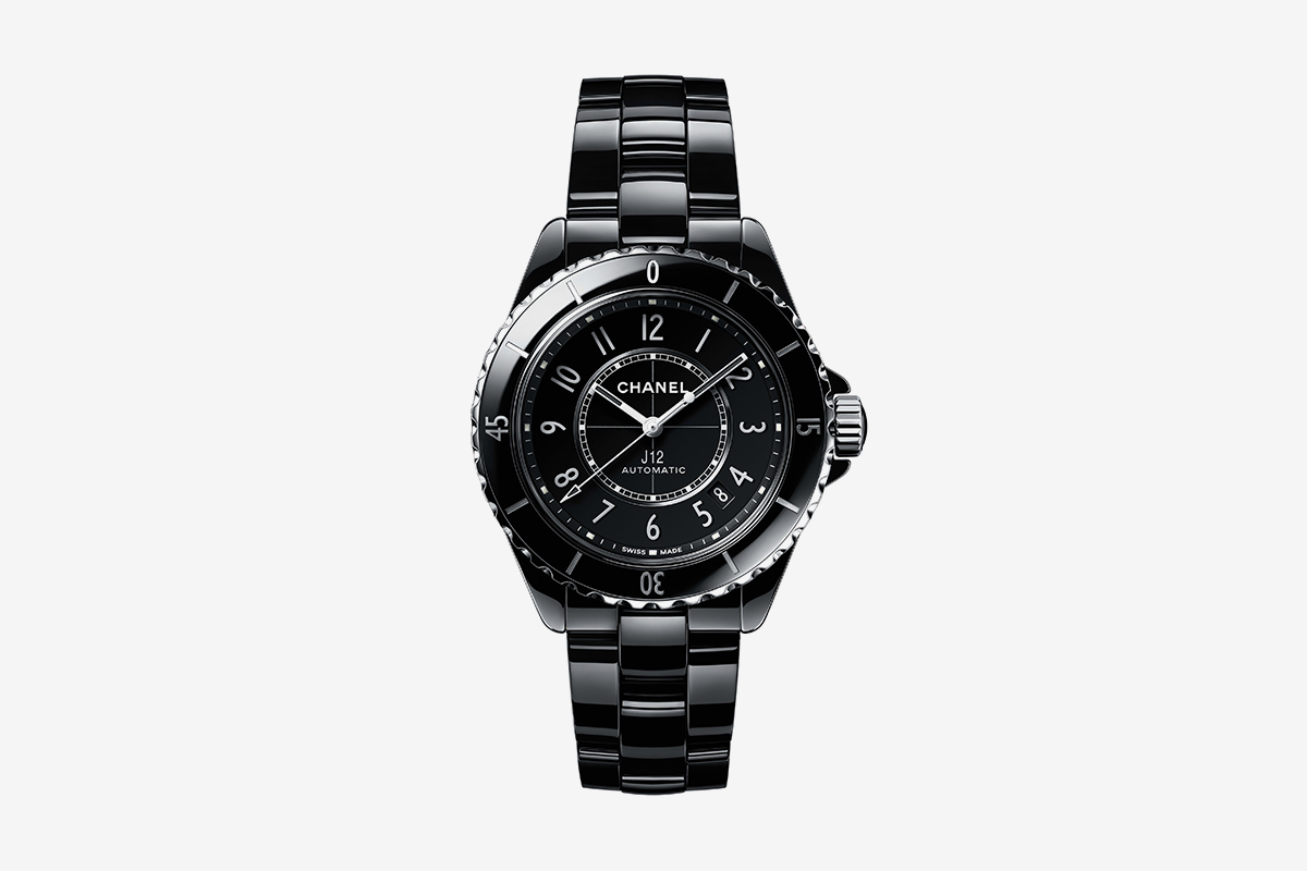 Chanel's $5,700 J12 Watch Features a New Self-Winding Movement