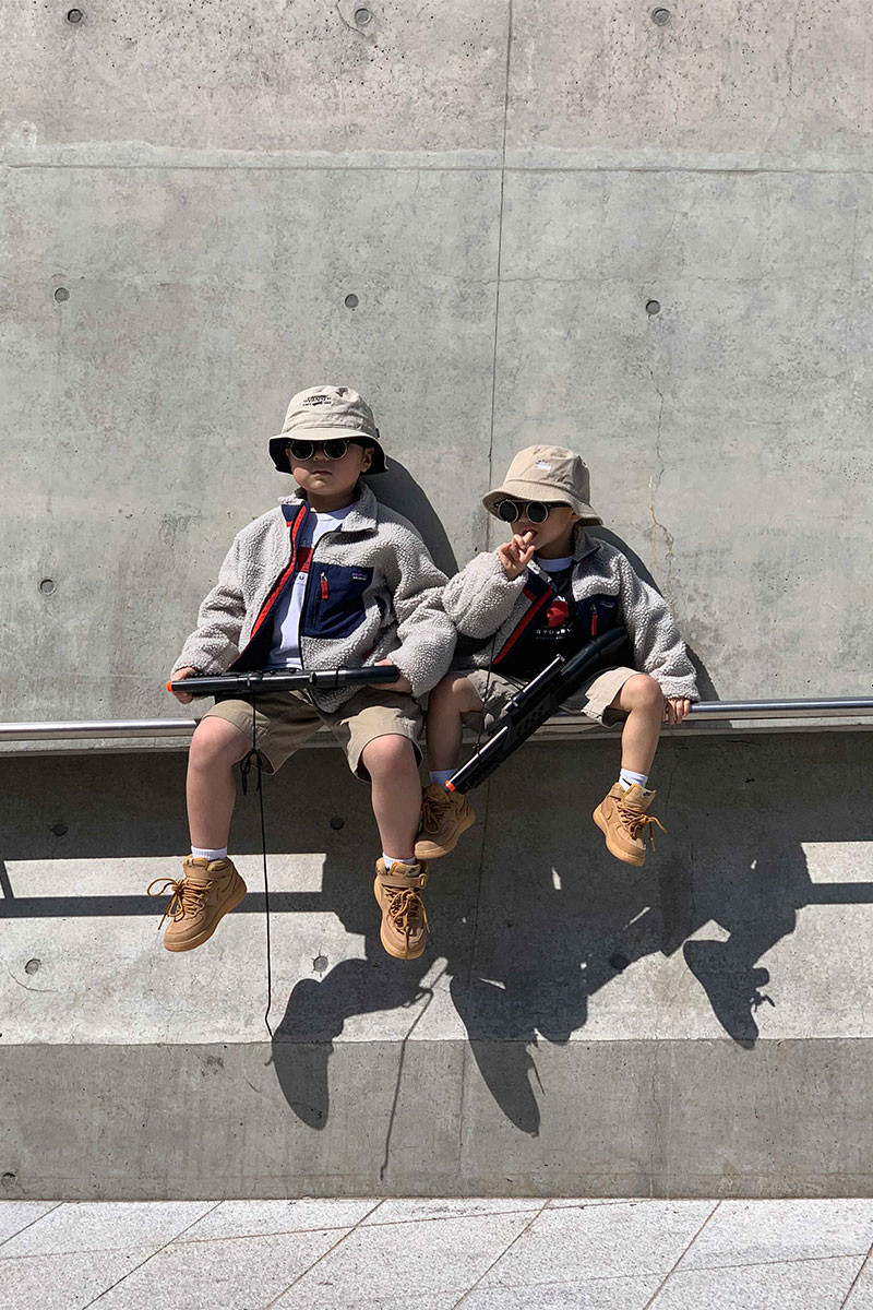 These Kids Are the Best Dressed at Seoul Fashion Week FW19
