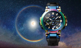 Casio G-SHOCK Unveils Limited Edition MT-G in Lunar Rainbow Colorway