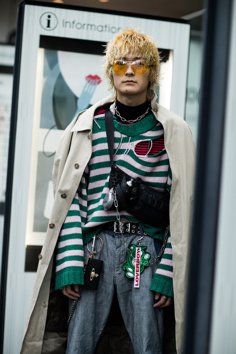 Here's What Tokyo's Most Stylish Wore To Fashion Week
