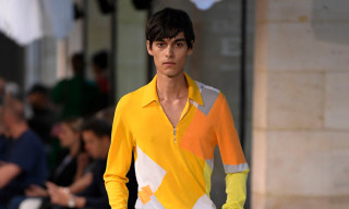 Hermès' SS19 Men's Collection Is All About Energetic Colors & Textured Fabrics