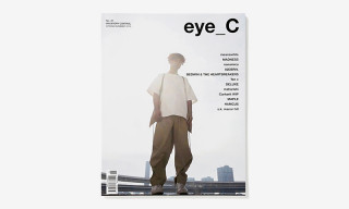 eye_C Launches Its First-Ever Print Magazine