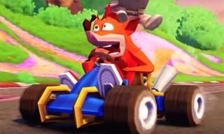 'Crash Team Racing Nitro-Fueled' Is Pure Kart Racing Nostalgia