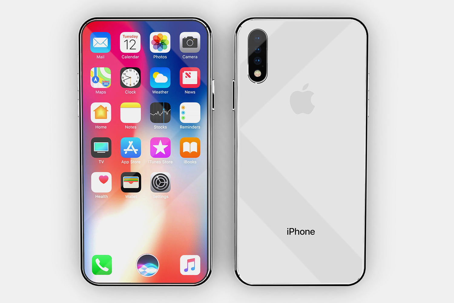 This iPhone 12 Concept Is the All-Screen Smartphone You've Been Waiting For