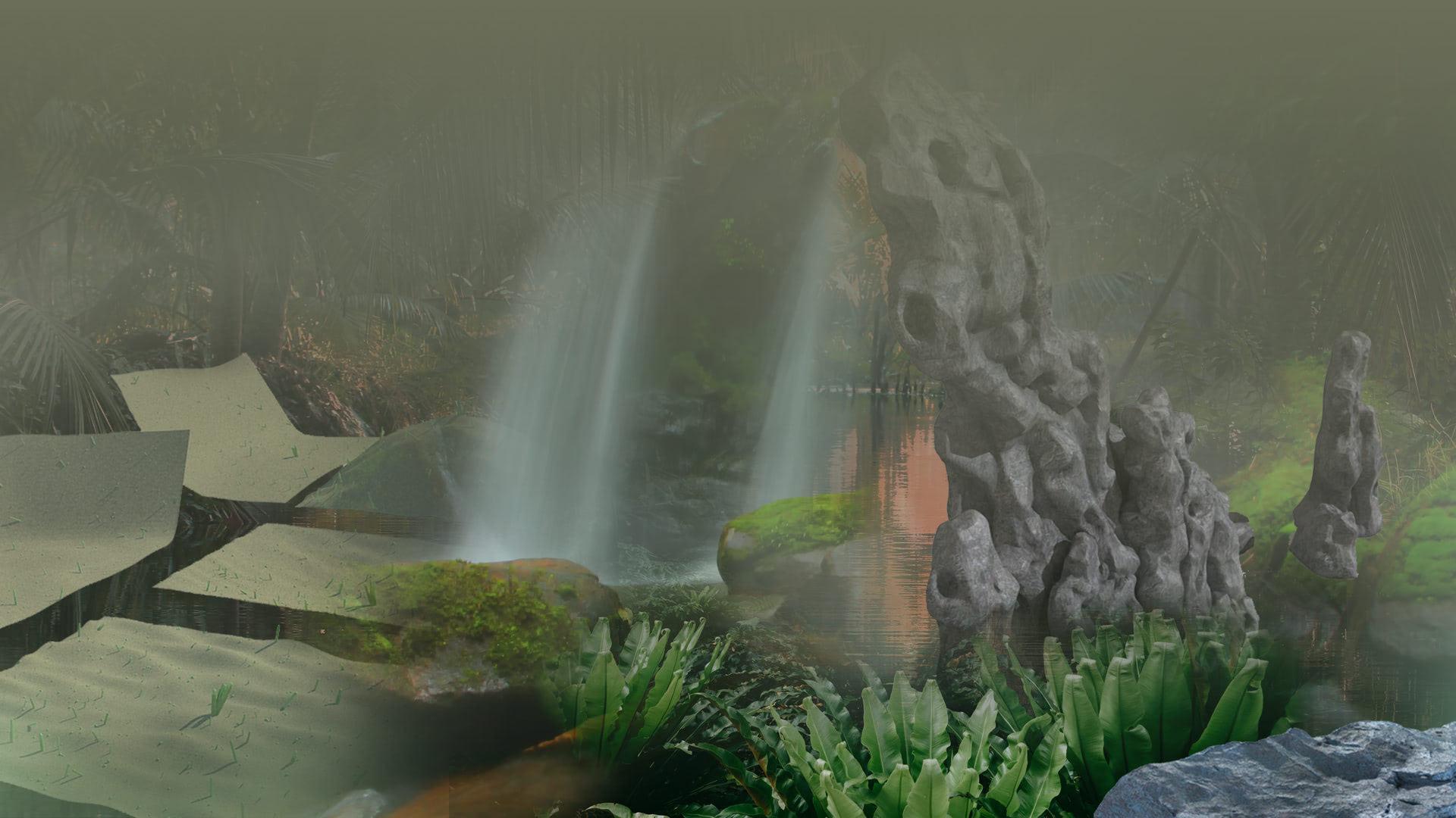3D Landscape outro image