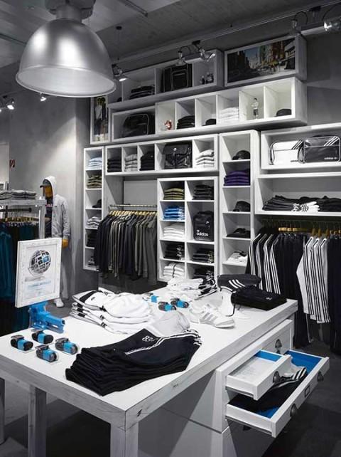 Berlin Adidas Original Store