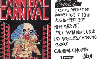 Vans And Altamont Present: Neck Face's Cannibal Carnival