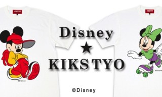 Kiks TYO x Disney Tees