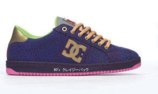 DC Shoe Fall '08 Life Collection 80s Pack