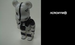 Acronym 100% Bearbrick