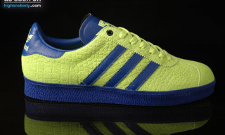 Adidas Consortium January '08 – Gazelle