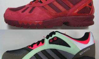 Adidas aZX – ZX 7000 ARC & ZX 90 DQM