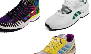 Adidas Spring 2009 Collection Preview | ZX Series/Torsion/Attitude Hi