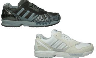 Adidas ZX 9000 And ZX 7000