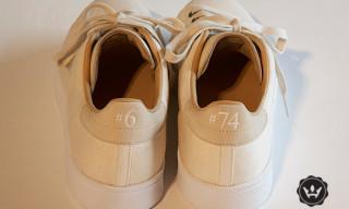 "Adidas ""No. 74"" Stan Smith & Juergen Mayer Exhibit"