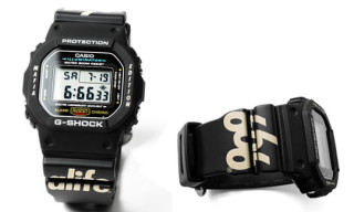 Alife x G-Shock – Three Six Bloody Three Six