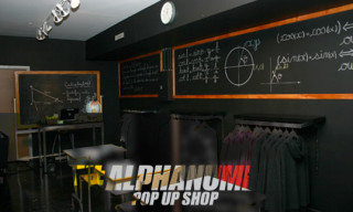 Alphanumeric x Off The Hook Pop-Up Store