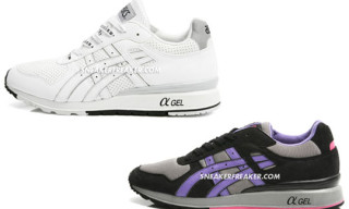 Asics GT II | White & Purple