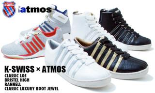 Atmos x K-Swiss