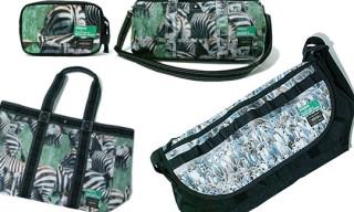 Porter x Atmos x Mitsuaki Iwago – Endangered Species Luggage Collection