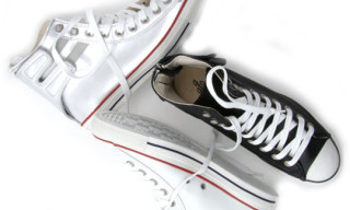 Ato Leather Hi Top Sneakers