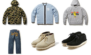 Bape Fall/Winter 2008 Collection Lookout
