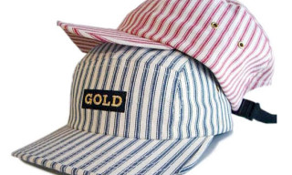 Benny Gold Fall/Winter 2008 5-Panel Caps