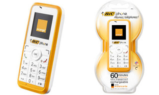 The Bic Phone By Orange