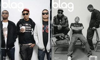 Blag Magazine x N.E.R.D. August 2008 Issue
