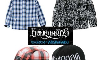 Stussy x Neighborhood Boneyards Collection – Group 3