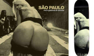Sao Paolo By Boogie – Book And Skatedeck