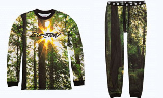 "Burton ""Forest Camouflage"" Series Feat. Futura Tag"