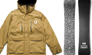 Carhartt x Burton – The Complete Collection