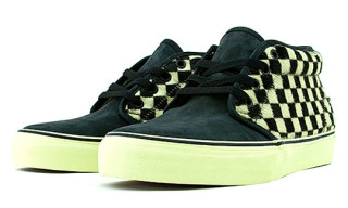 "Vans Chukka Boot LX ""Pony Hair"""