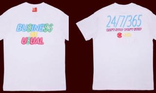 Juice HK Re-Opening Specials – T-Shirts & CLOT x Porter