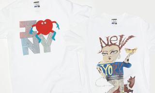 Colette x Gap | Paris x New York Artist Series T-Shirts