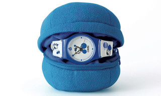 Colette x Hello Kitty Black Wonder Watch