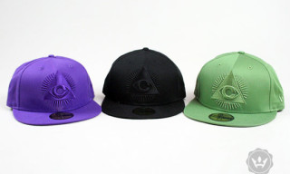 "Commonwealth ""Pyramid"" New Era Caps"