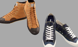 Converse 100th Anniversary Collection: Camping Hi | Jack Purcell B-Generation