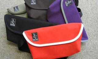 Crank Messenger Bags