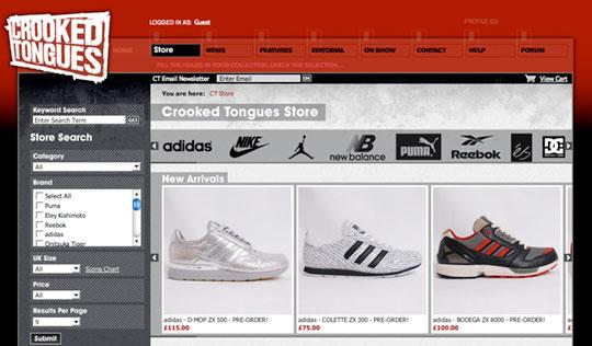 adidas shop online