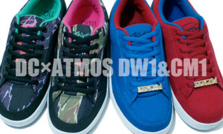 Atmos x DC Shoes | DW1 And CM1