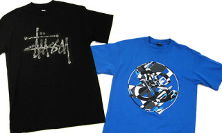 Stussy x Delta Fall 2008 T-Shirts