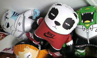 DGPH For Nike Sportswear – Inflatable Characters